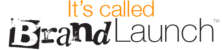 Brand Launch formula, branding package