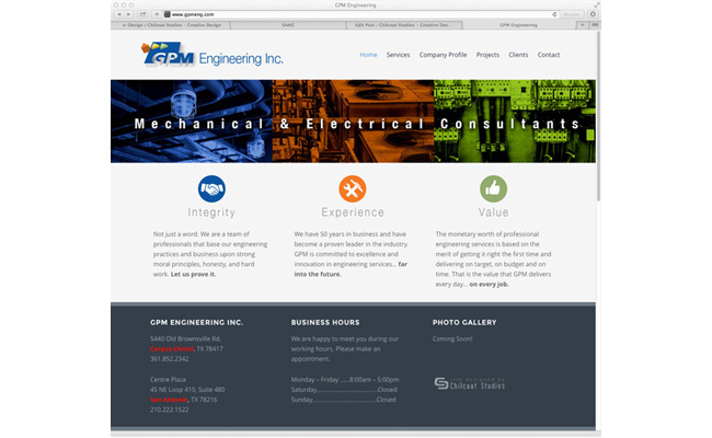 Web Site Design Corpus Christi Texas