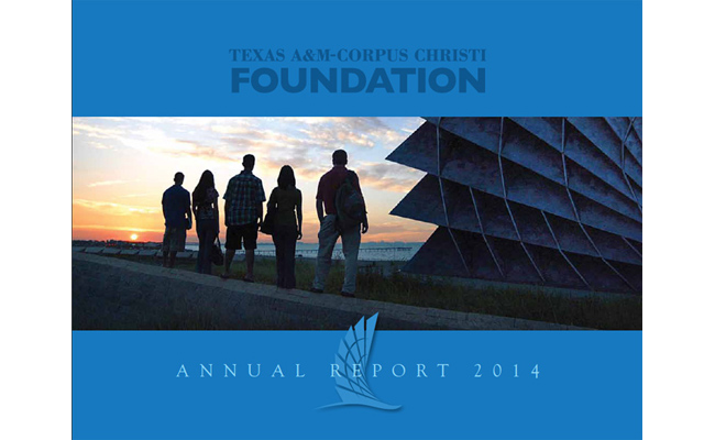 Annual Report Print Design Corpus Christi Texas